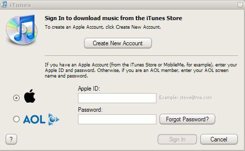 2 Methods to Recover Forgotten iTunes Password | Password Recovery