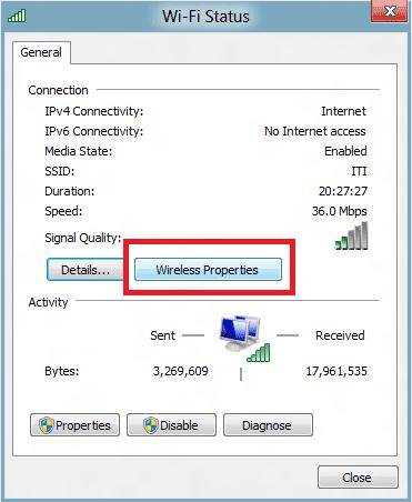 wirelesskeyview pour windows 8