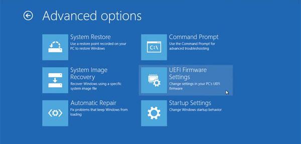 Edit boot options windows 7 noexecute optin factory reset key