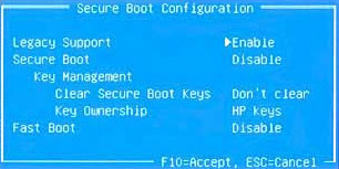 UEFI BIOS | Password Recovery
