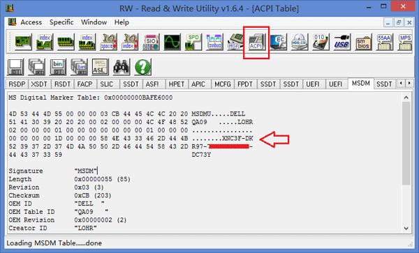 oem key windows 8.1