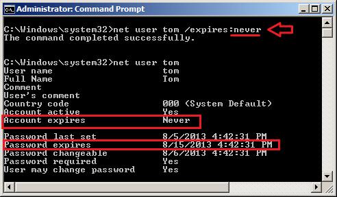 net-user