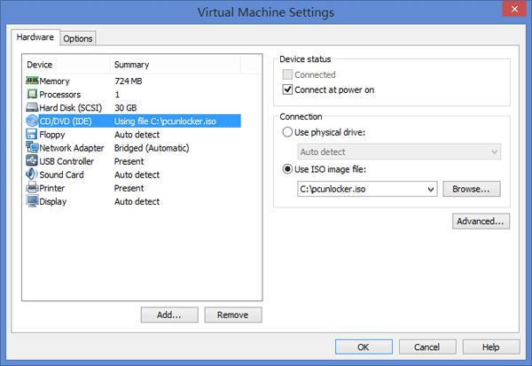 vmware-mount-iso