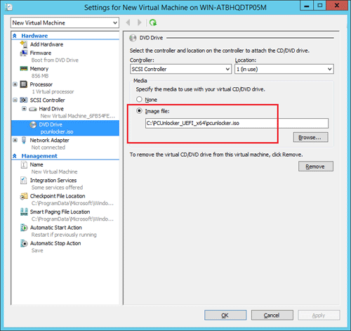 reset windows server 2012 password without installation cd