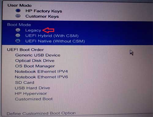 factory reset hp windows 8 without cd