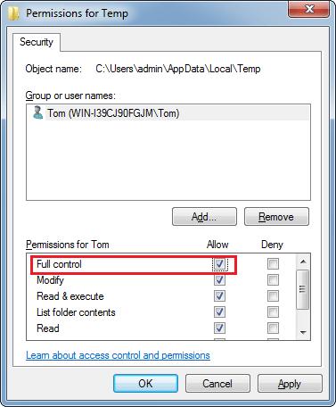 folder-permissions