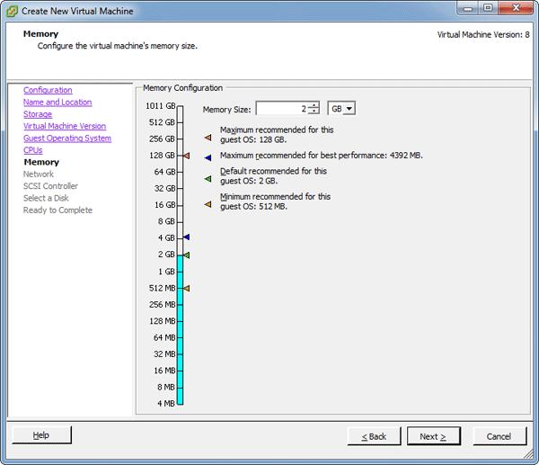 set-vm-memory-size