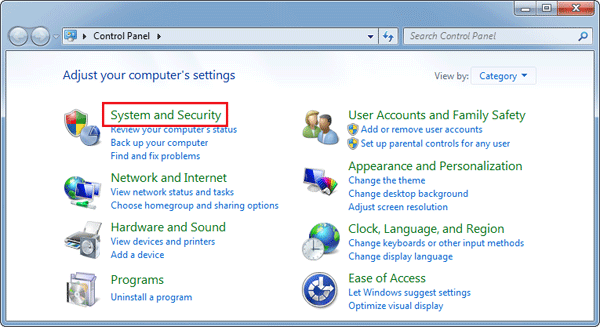 recover network share password windows 7