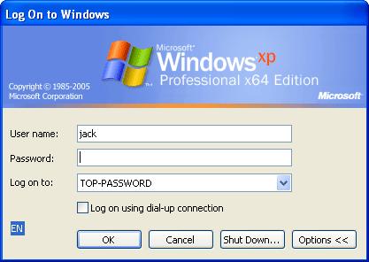 Forgotten Password Windows Xp Home Edition