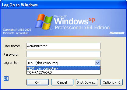 logon-to-xp-locally