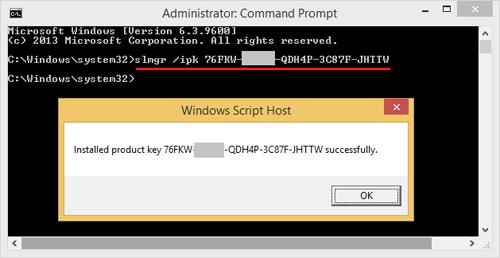 install-product-key