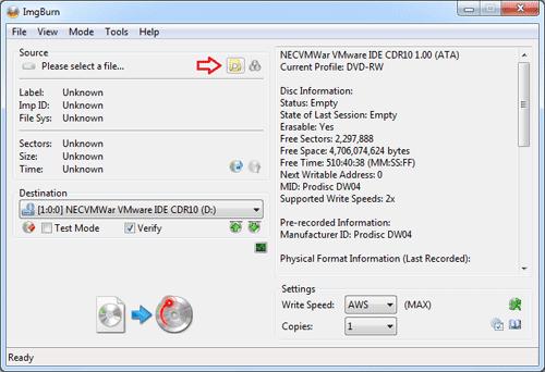 3 Free Burning Tools to Create PCUnlocker Live CD | Password