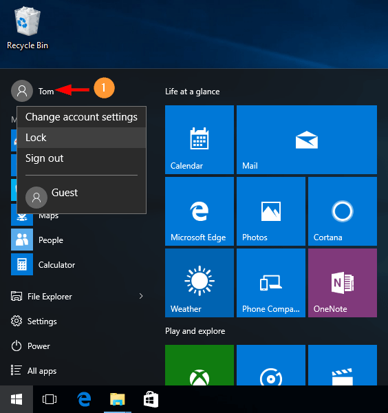 lock-windows-from-start-menu