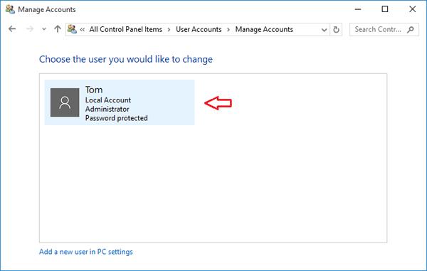 Change Windows Password Hint | Password Recovery