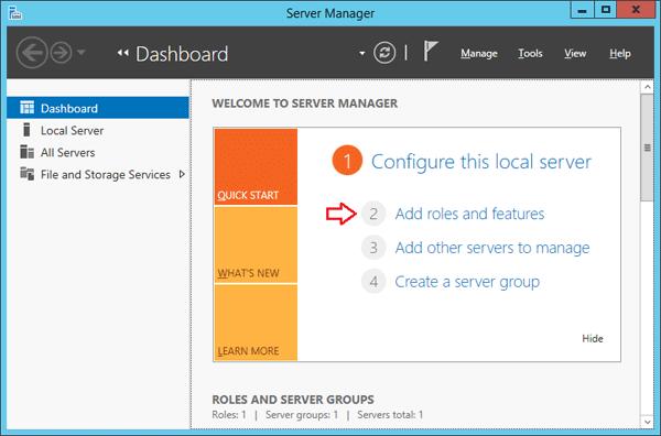 server-manager