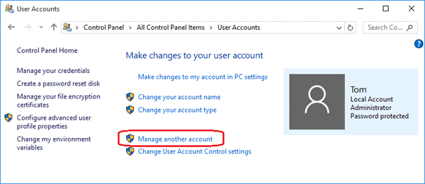 user-accounts