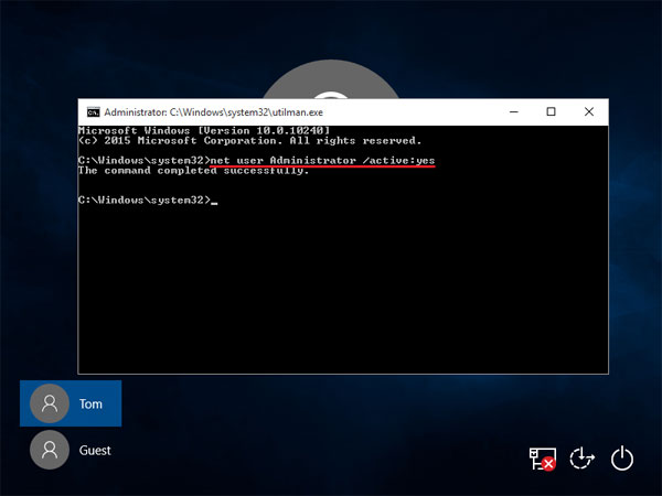 4 Ways to Enable Built-in Administrator Account on Windows 10 / 8