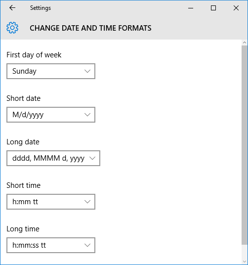 change-data-time-formats