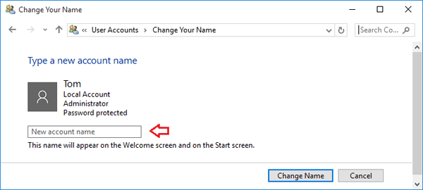Account Name: 4 Ways To Rename Windows Local Administrator Or Guest