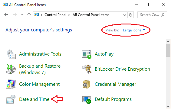 Change Date And Time Format In Windows | Password Recovery