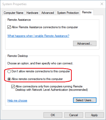 allow-remote-desktop