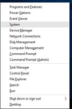 how to change remote desktop password windows 10