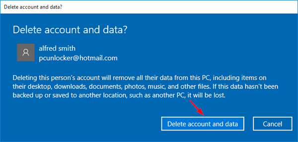 delete-ms-account-data
