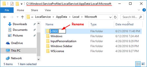 rename-NGC-folder