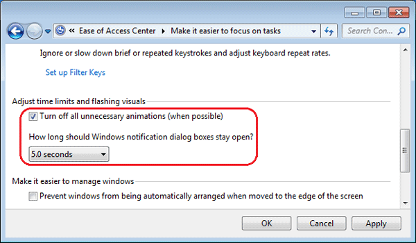 How to Disable Caps Lock Pop-up Notification in Windows 10 / 8 / 7