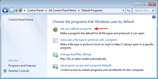 default-programs