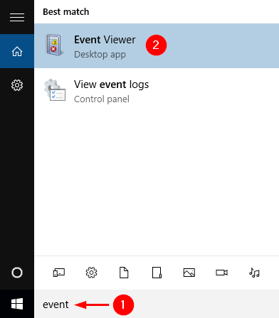 cortana-search-event