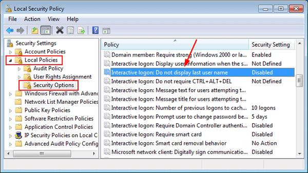 Windows password recovery bootdisk