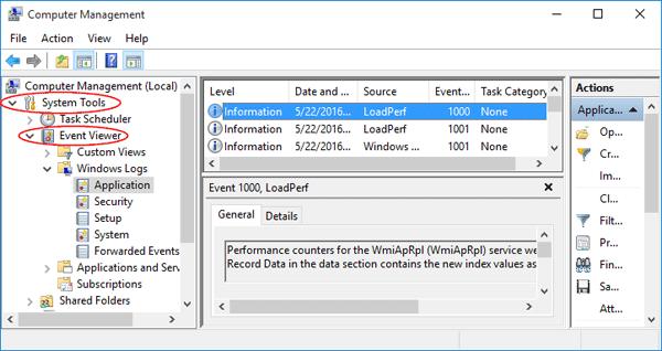 View Error Log Windows 7: 7 Ways To Access Event Viewer In Windows 10