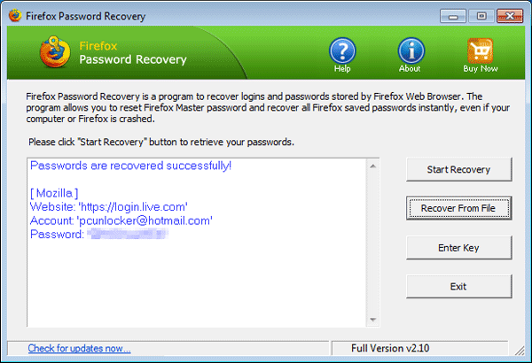 recover-firefox-password