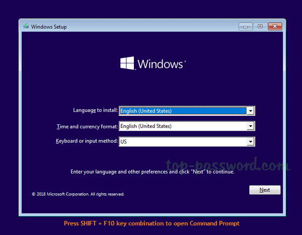 hacking windows password with sticky keys