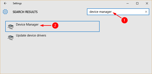 open-device-manager-via-settings