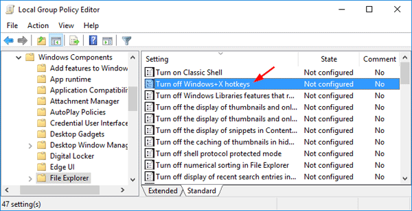 Disable Keyboard Shortcuts Windows 10 | Password Recovery: http://www.top-password.com/blog/tag/disable-keyboard-shortcuts-windows-10/