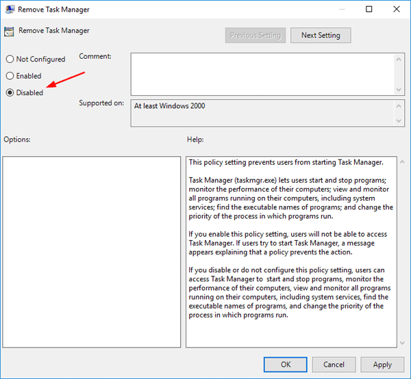 "How to Fix ""Task Manager is Disabled or Greyed out"" in Windows 10 ..."