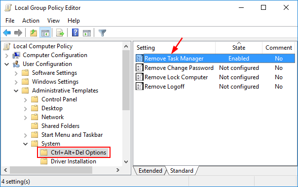 "How to Fix ""Task Manager is Disabled or Greyed out"" in"