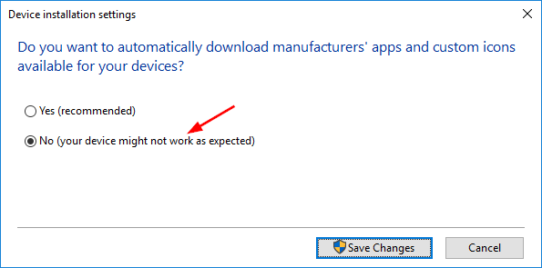 how to stop windows download