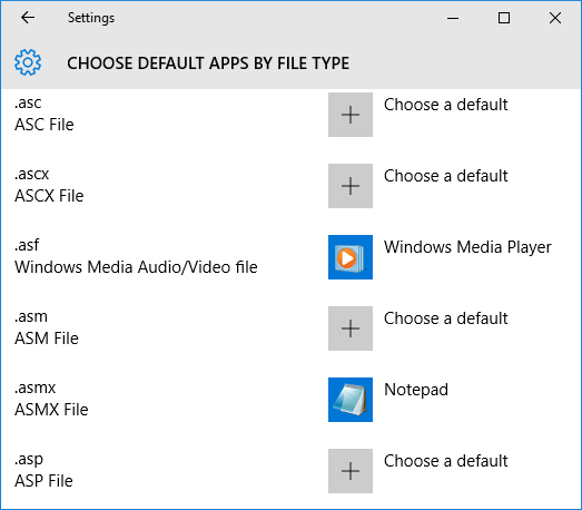 change-default-app-by-filetype
