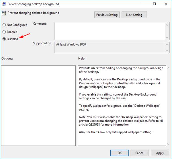 prevent-changing-desktop