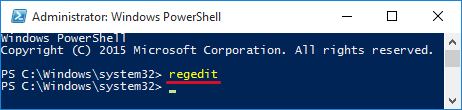 regedit-via-powershell