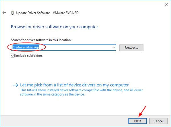 browse-driver-backup