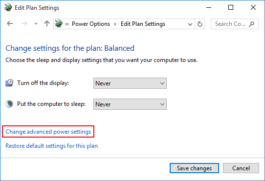 change-power-settings