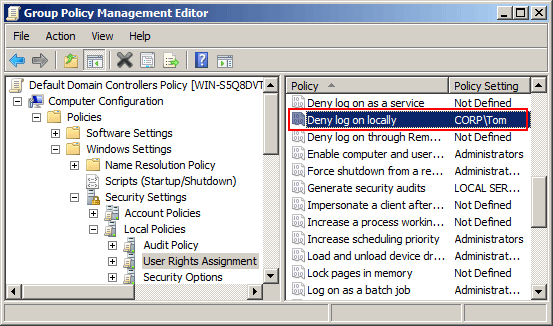 domain-controller-policy-editor