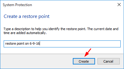 name-restore-point