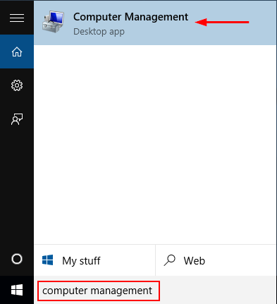search-computer-management