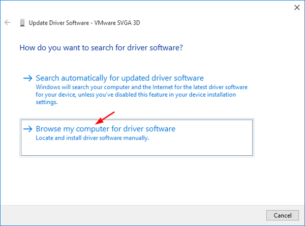 search-for-device-driver