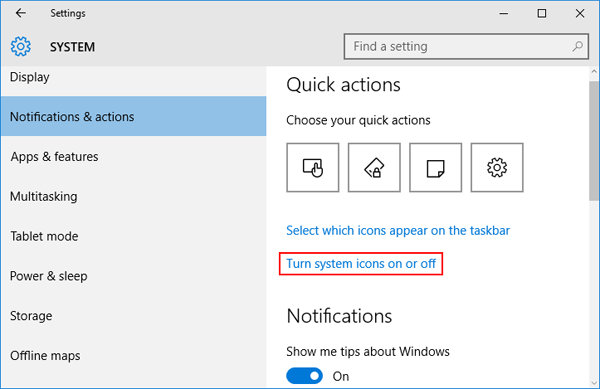 Fix: Battery Icon Missing from Windows 10 Taskbar | Password Recovery